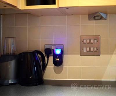 Фото ультразвука от крыс на кухне