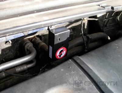 Ультразвук от крыс в машине
